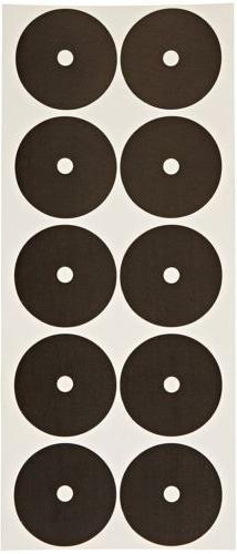 Imperial Self-Adhering Billiard/Pool Table Ball Marker Spots