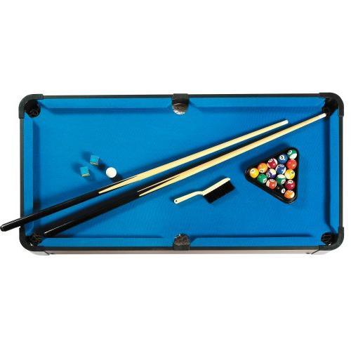 Hathaway Sharp Shooter Portable Table Balls, – Blue Felt