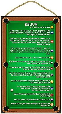 sjt enterprises inc billiards pool table rules