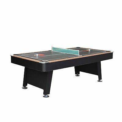 Stafford 3-in-1 Billiards Pool Table w/ Ping Hockey