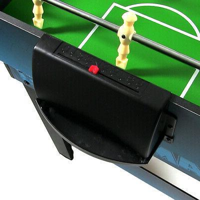 Sunnydaze Table - Billiards Foosball Hockey