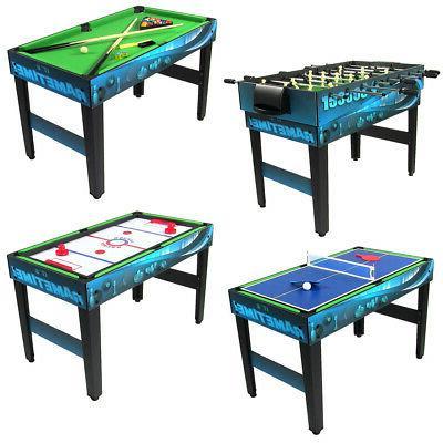 Sunnydaze Multi-Game Table - Hockey Pool