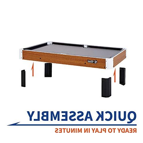 """Tabletop and 40"""" 20"""" Mini, Balls, - Fun, Games for Camping, Road"""