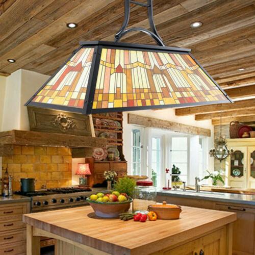 Tiffany Pool Ceiling Lamp
