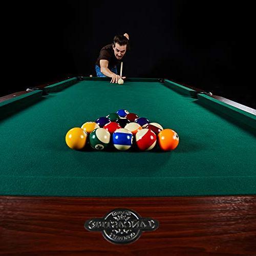 Full Billiard Table Set