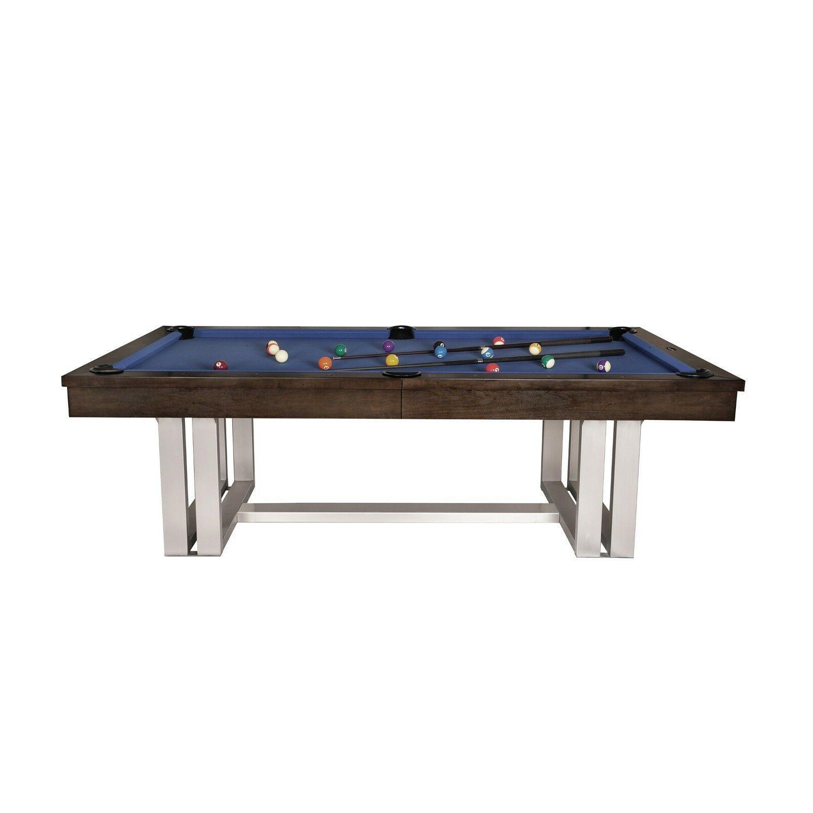 trillium pool table by 8 black oak