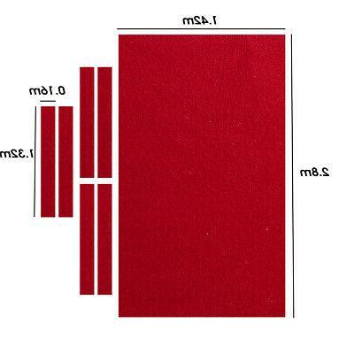 USA Pool Table Cloth 9ft Pool Table