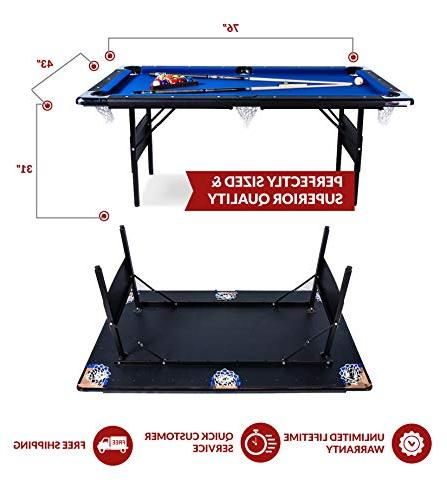 Rack Vega Billiard/Pool Complete Accessories