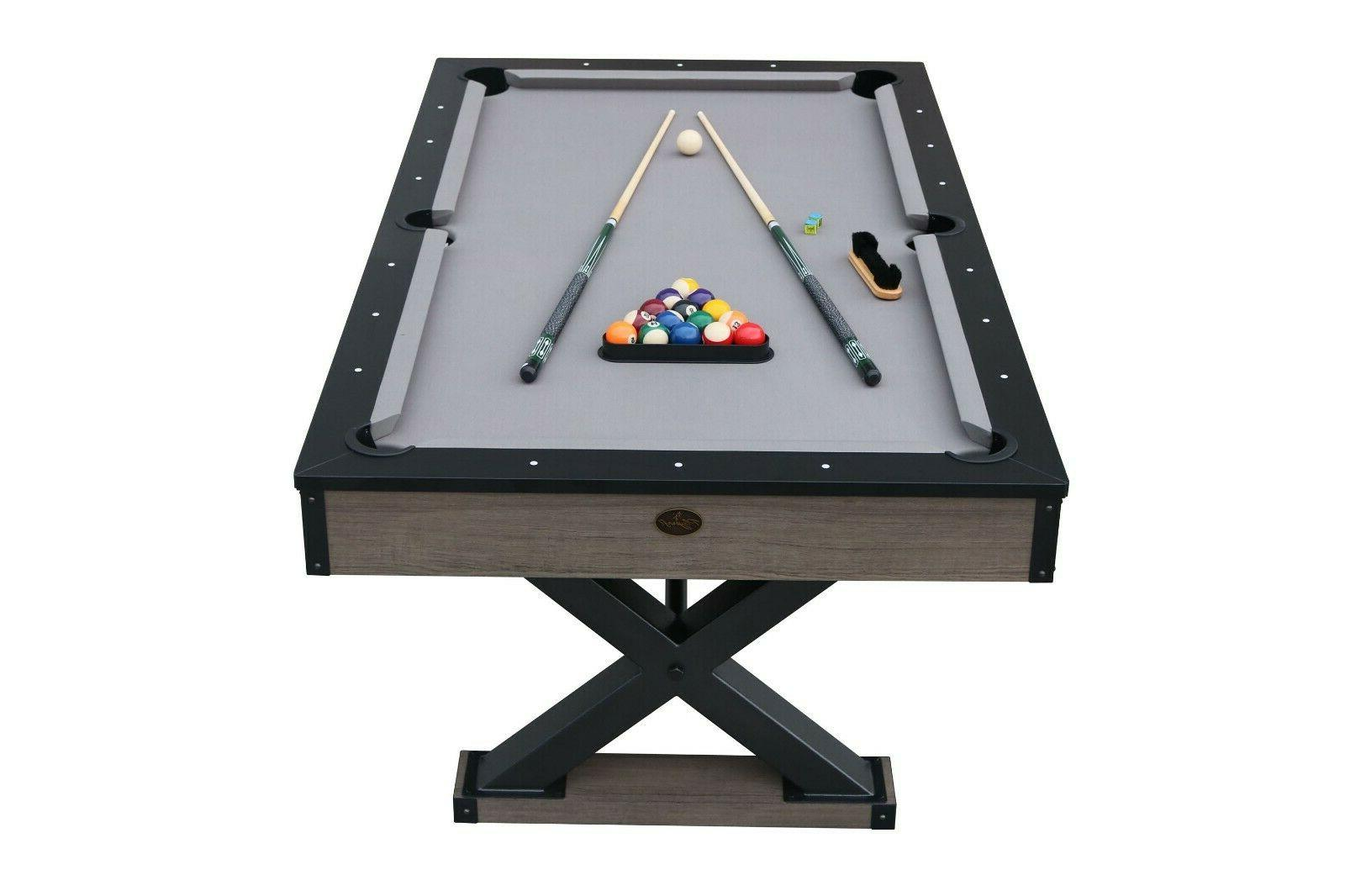 Playcraft Wolf Pool Table with Top