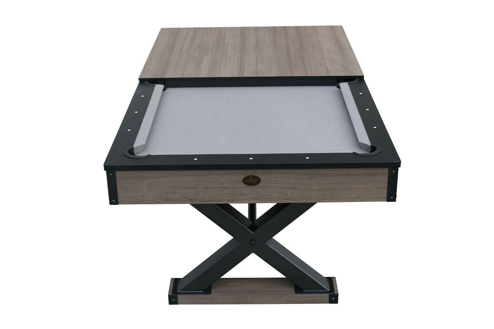 Playcraft 7' Pool Table Dining Top