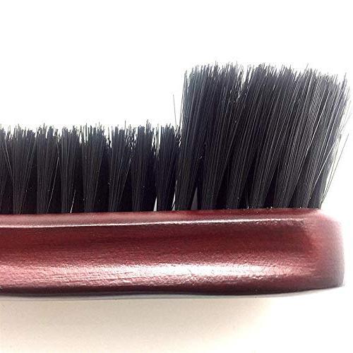 Amyove Wood Rail Brush Set Clean Tools