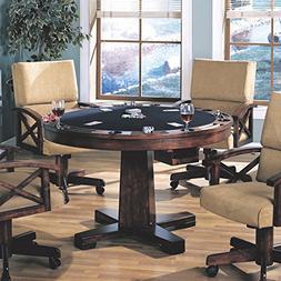 Marietta 3-in-1 Game Table Tobacco