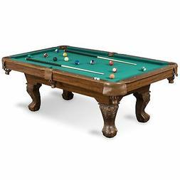 EastPoint Sports Masterton Billiard Pool Table, 87-inch - Fe
