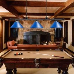 Wellmet Metal Design Pool Table Light Billiard Pendant Ceili