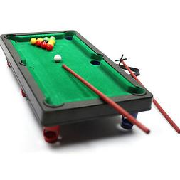 Mini Pool Table Flocking desktop Simulation Billiard Table S