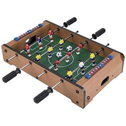 Tabletop Foosball Table- Portable Mini Table Football / Socc