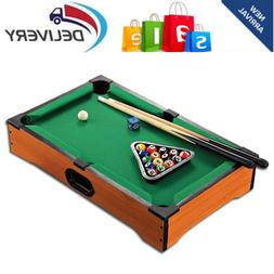 Mini Tabletop Ball Billiards Home Billiard Game Sets Pool Ta