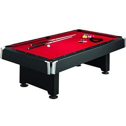 Mizerak P5223W1 Donovan II 8' Slate Billiard / Pool Table wi