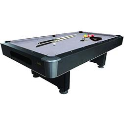 Mizerak P5423W2 Dakota 8' Slatron Billiard / Pool Table with