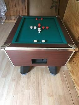 New Great American Recreation Equipment, inc. Bumper Pool Ta