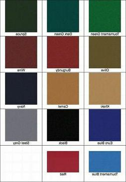 New Pro Form Worsted Pool Table Cloth for 8ft Table - High S