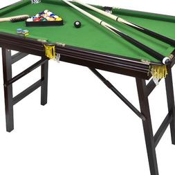 Bello Games New York, Deluxe Folding Pool Table EXTRA LARGE