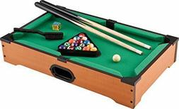 NIB Classics 20-Inch Tabletop Miniature Billiard/Pool Game S