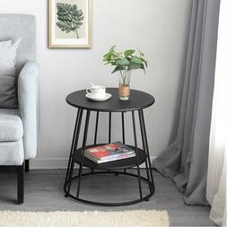 Nordic creative fashionable simple wrought iron living room