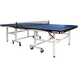 Butterfly Octet 25 Rollaway Table Tennis Table - 1 Inch Top