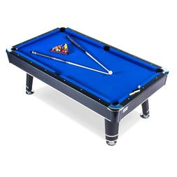 Rack Orion 8-Foot Billiard/Pool Table, Includes Complete Acc