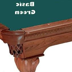 8' Oversize Basic Green ProLine Classic 303 Billiard Pool Ta