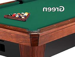 8' Oversized Simonis 860 Green Billiard Pool Table Cloth Fel