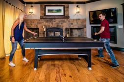 Triumph Phoenix 7' Billiard Table with Table Tennis Conver