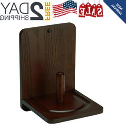 Pool Chalk Holder Wall Mount Wood Cone Chalk Pool Table Acce