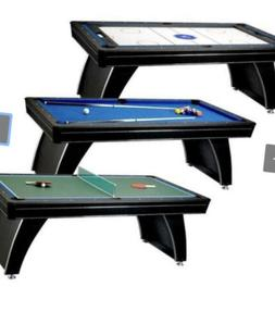 Fat Cat Pool Table 3-1 Game Combo
