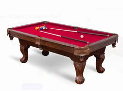Billiard Pool table 87 inch Brighton Scratch Resistant Game