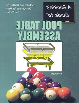 Pool Table Assembly: Detailed and Illustrated Instructions f