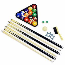 Hathaway Pool Table Billiard Accessory Kit Accessories Suppl
