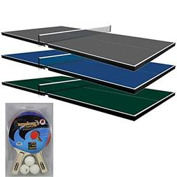 Martin Kilpatrick Table Tennis Conversion Top - Pool Table P