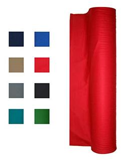 21 Ounce Pool Table Felt - Billiard Cloth - for a 9 Foot Tab