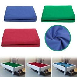Pool Table Felt Billiard Cloth 10Ft For 8 Foot Table Stretch