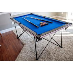 Pop up Folding 6' Pool Table