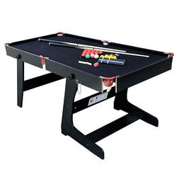 Professional Folding Snooker Billiards Table with Pool Ball