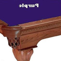 PROLINE 7' Purple Classic 303 Billiard Pool Table Cloth Felt