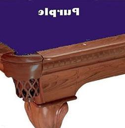 8' Purple ProLine Classic 303 Teflon Billiard Pool Table Clo