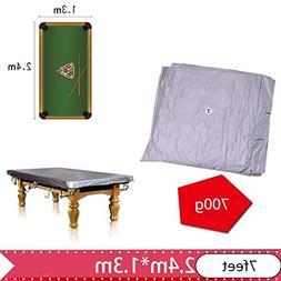 Amyove PVC Professional Table Billiard Cover Rip Resistant O