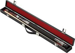 Fat Cat Q-Vault Billiard/Pool Cue Hard Case, Holds 1 Complet