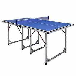 Blue Wave Product Reflex Mid-Sized 6 feet Table Tennis