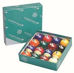 regulation billiard pool balls