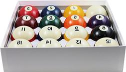 regulation crown billiard pool balls